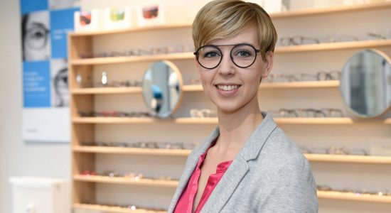 Lara Tilleke - Brillenliebe in Bielefeld