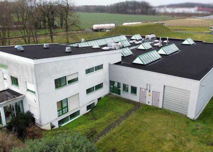Produktionsbetrieb in Versmold