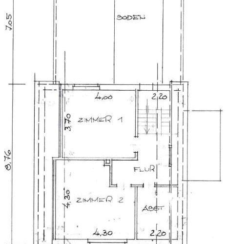 Zwangsversteigerung – Einfamilienhaus mit Anbau in Bielefeld-Sennestadt